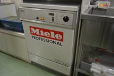 器具除染用洗浄機