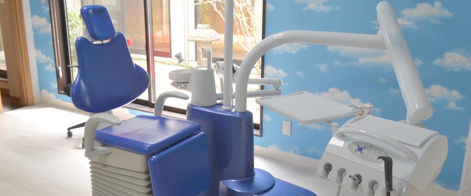 山﨑歯科医院 診療室